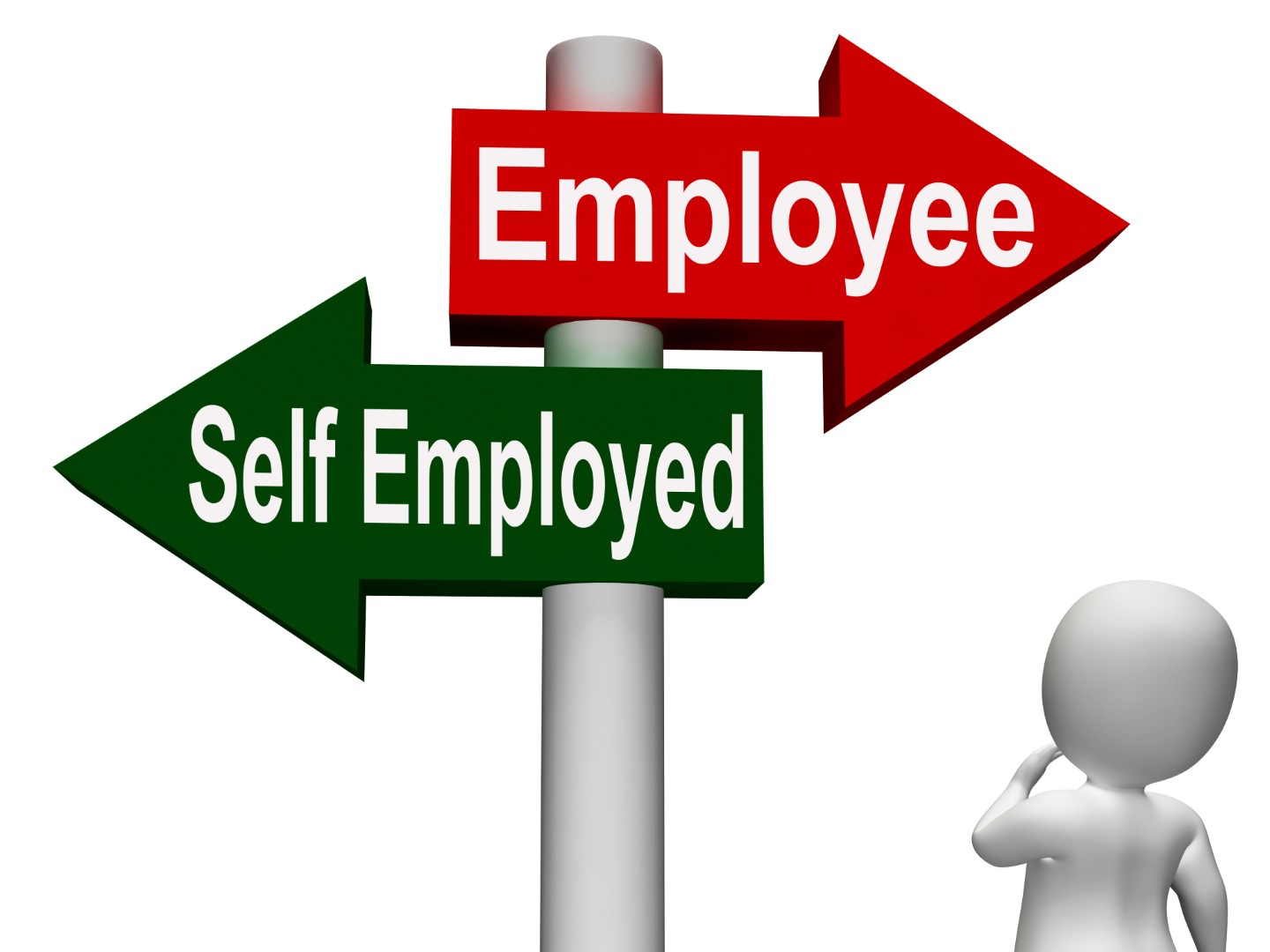 To Get a Job or Be Completely Self-Employed