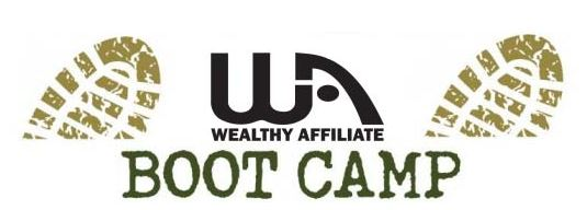 The Affiliate Bootcamp from Wealthy Affiliate - SEO Sorcerer